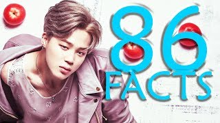 Video 86 Things You Need To Know About BTS Jimin MP3, 3GP, MP4, WEBM, AVI, FLV Maret 2018