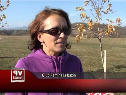 Club Femina la bazin