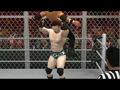 WWE 12 sheamus Finisher