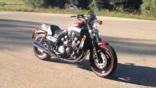 3. 2005 Yamaha Vmax 1200 FOR SALE