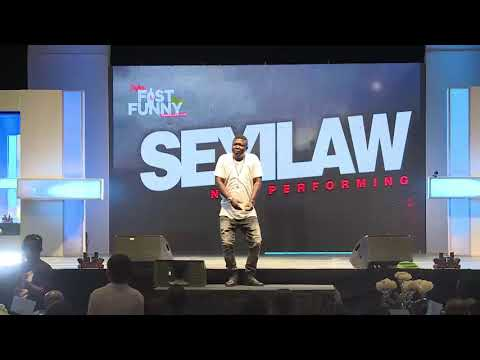 SEYILAW'S FAST AND FUNNY IN LAGOS.