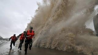 閃速洪水,橫掃全球!2016 海水漲起,漫過巴比倫!挪亞日子臨到!X行星效應升溫!末日產難!