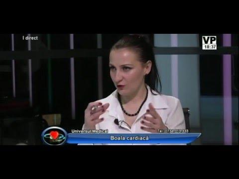 Emisiunea Universul Medical – 26 ianuarie 2016 – partea I