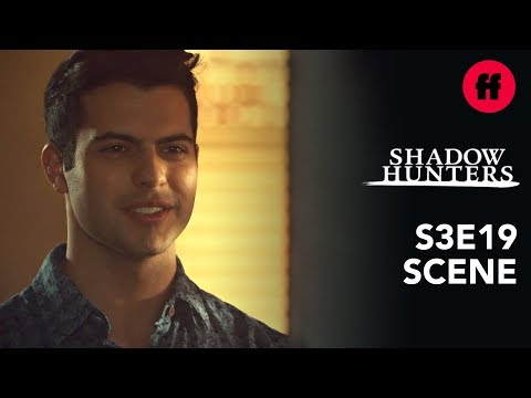 Shadowhunters Season 3, Episode 19 | Maia Finds Out Raphael is a Mundane | Freeform