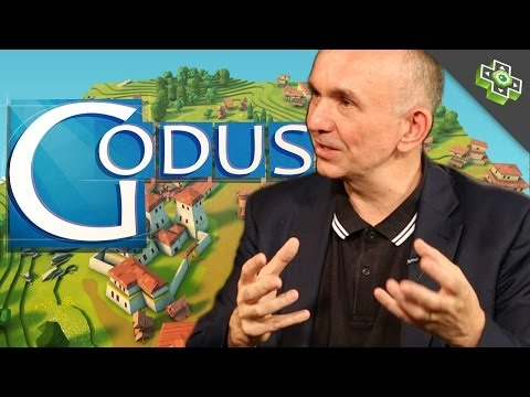 Future - Peter Molyneux sat down with Tara to show off the latest build of his first Kickstarter game, Godus, and all the new features we can expect to see in upcoming weeks. He also discussed the future...