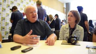 Colin Baker Talks About Jodie Whittaker, The Thirteenth Doctor Who, At San Diego Comic-Con