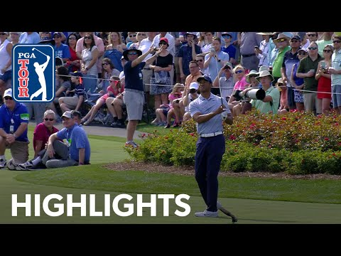 TPC Sawgrass No. 17 highlights from Round 2 of THE PLAYERS 2019