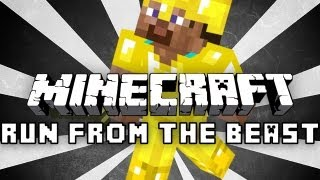 Minecraft: Run From The Beast (Halo 3 Map Remake) W/ Sky, MinecraftUniverse, Dawn, And Noah #4