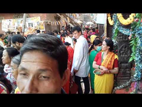 (Krishna mandir live 2074 - Duration: 13 minutes.)