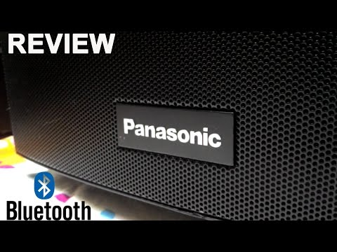 Panasonic 65W 2.1 Speaker With Bluetooth Review | HD |