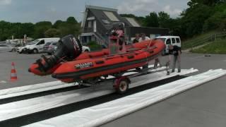Une aire de carénage mobile, une solution à l'absence de mobilité des bateaux de plaisance