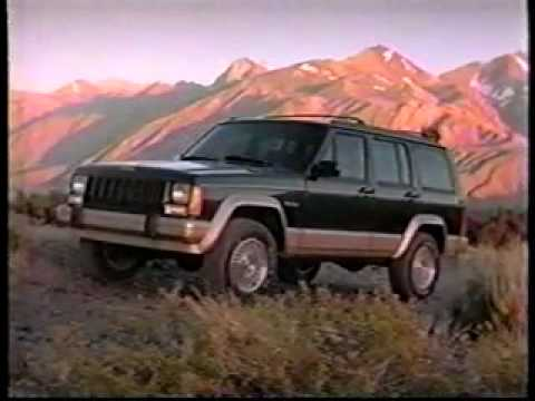 Screenshot of 1995 Jeep Cherokee Dealer Video