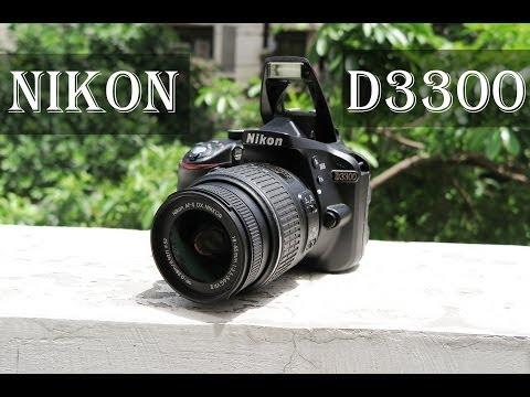 Nikon D3300 Unboxing & Full Review
