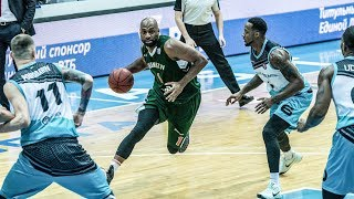Match review VTB United league: «Astana» — «Lokomotiv Kuban»