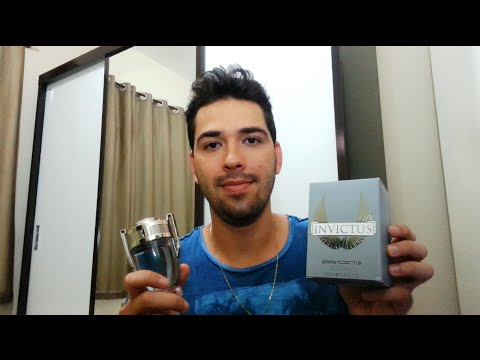 Perfume Invictus - Paco Rabanne
