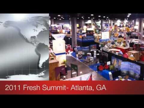 Sunny Valley Organics -2011 Fresh Summit, Atlanta, GA