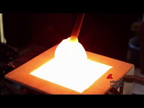 glass 3d printer: la stampante che stampa vetro!