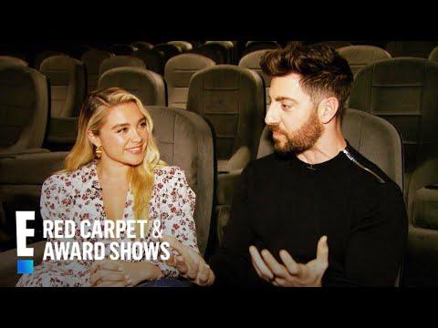 Oscar Nominee Florence Pugh Says Greta Gerwig Screamed Over Nod | E! Red Carpet & Award Shows