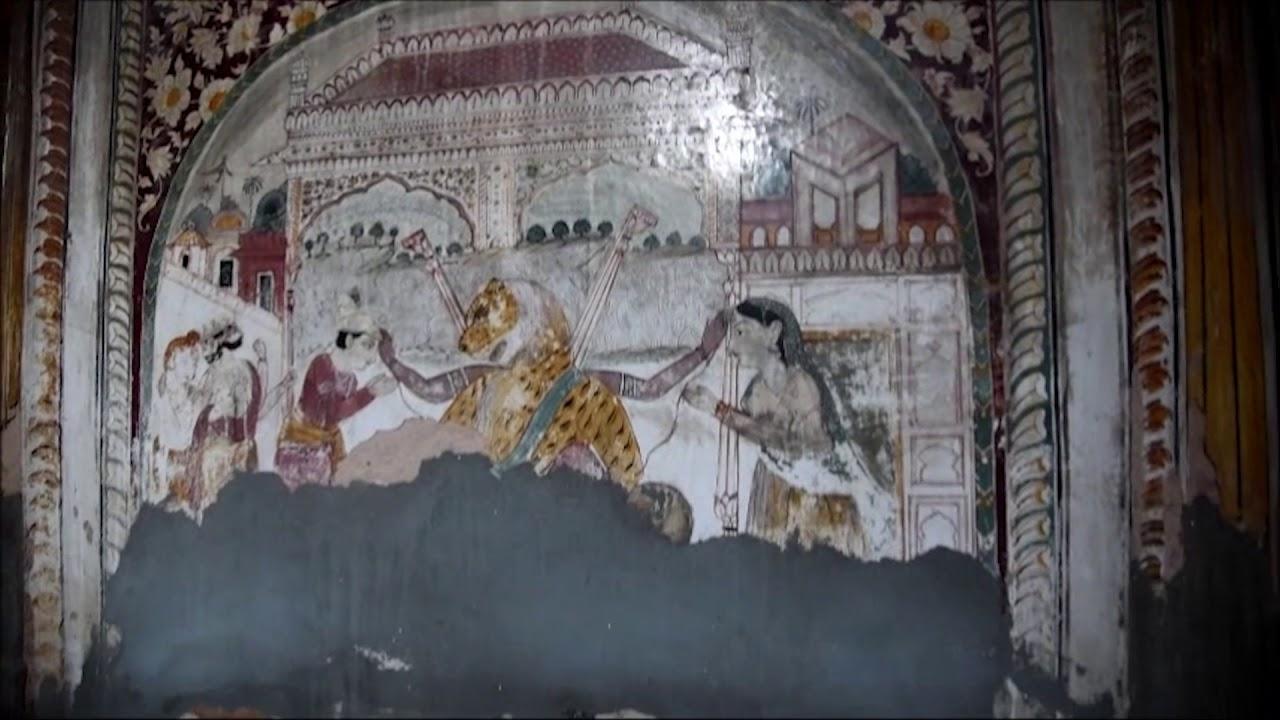 Mural Paintings of Jammu: Walk through the Burj Temple