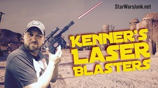 Video Kenner's Laser Blasters (1977-1984) MP3, 3GP, MP4, WEBM, AVI, FLV Juli 2018