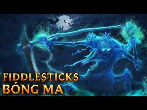Fiddlesticks Bóng Ma - Spectral Fiddlesticks