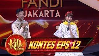 Video Ayu Ting Ting, Fandi & Master Rina Adegan Manja Ala India - Kontes KDI Eps 12 (21/8) MP3, 3GP, MP4, WEBM, AVI, FLV April 2019