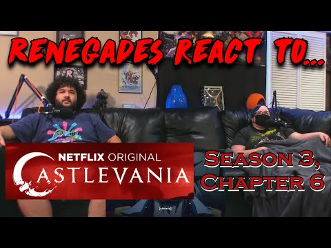 Renegades React to... Castlevania - Season 3, Episode 6