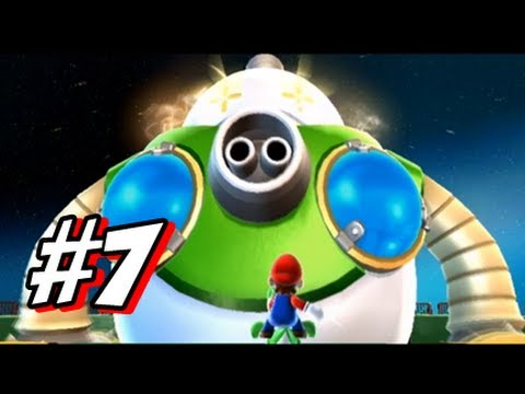 Let's Play Super Mario Galaxy 2 - Part 7