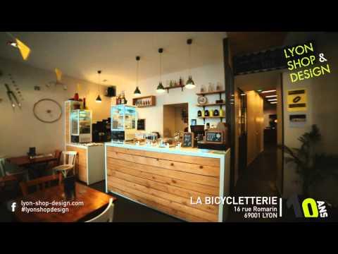 La Bicycletterie  – Finaliste concours Lyon Shop & Design 2015