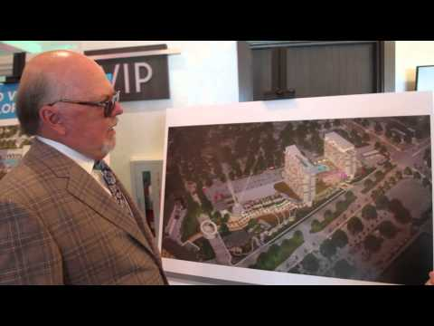 Island View owner Rick Carter is dreaming big