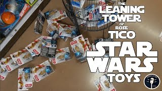 Video The Leaning Tower of Tico - An Embarrassment to Star Wars Toys MP3, 3GP, MP4, WEBM, AVI, FLV Desember 2018