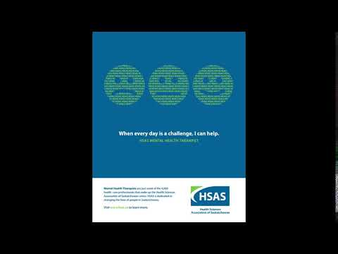 HSAS Mental Health Therapist