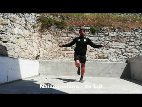 #VježbajDoma Dan 31: Trening izdržljivosti