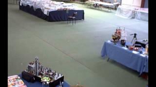 Brixhibition Lego Show Timelapse - Hobart 2013