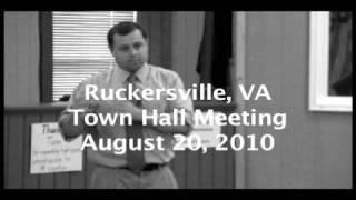 Ruckersville (VA) United States  city photo : Democrat Congressman Tom Perriello Says,