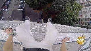 Insane First Person Parkour! (POV/GoPro/Headcam)