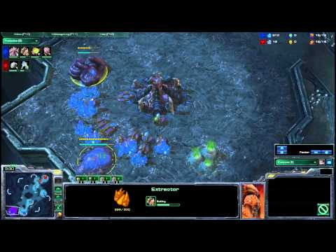 HD Starcraft 2 Jinro v NV_Comm g1