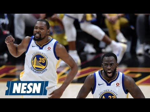 Video: Draymond Green Comments On Verbal Altercation With Kevin Durant