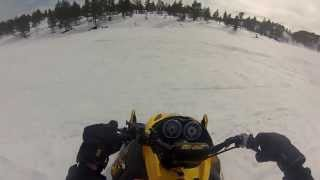 5. ski-doo mxz 550f
