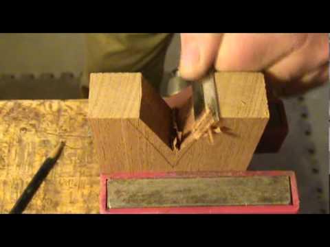 Luthier Tips du Jour - The V Joint