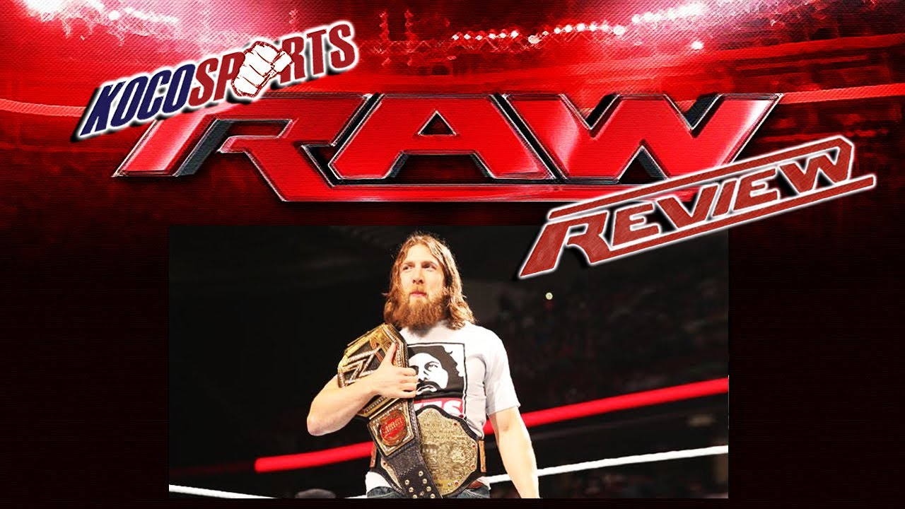 WWE Monday Night Raw REVIEW 05/12/14 (WWE Phones it in and The Title to be Vacated?)