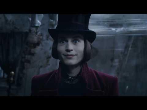 Johnny Depp #44 - Charlie and the Chocolate Factory (2005) - Noah Taylor & Helena Bonham Carter