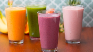 4 Make-Ahead Veggie-Packed Fruit Smoothies by Tasty