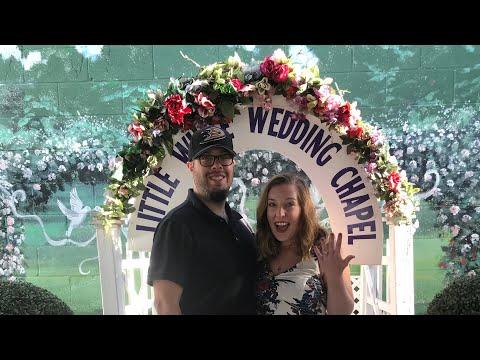 We Got Married In Vegas!!!!