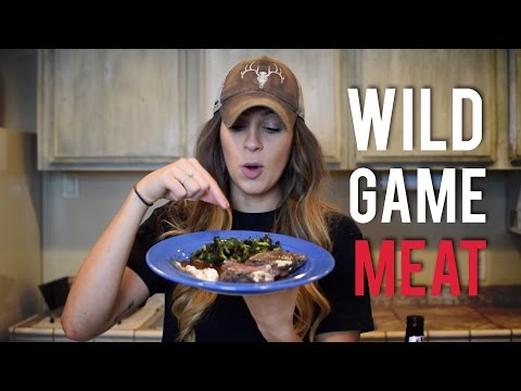 Cooking Venison | Quick Easy Dinner | Wild Game
