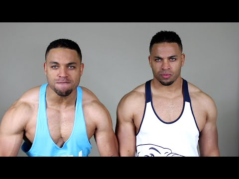 or - Apparel supplied by our friends Gymshark at http://www.GymShark.com SUPPORT THE HODGETWINS BY SHOPPING AT: http://officialhodgetwins.com/ VIDEO LINKS TO PREVIOUS BODYBUILDING VIDEOS Skinny...