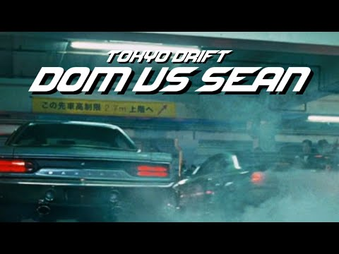 Dom vs Sean: Who Won The Race At The End Of Tokyo Drift