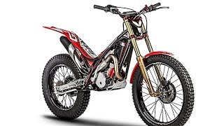9. 2018 Gas Gas TXT GP Trials Motorcycles First Look