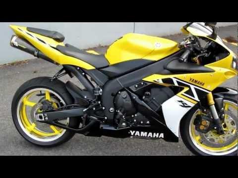 2006 Yamaha R6 50th Anniversary Edition Walk Around w/ 2 Brothers ...