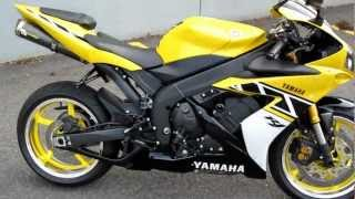 6. 2006 Yamaha R1 50th Anniversary Edition Walk Around